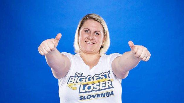 Se spomniš Belme Ljutić (Biggest Loser Slovenija)? Ne boš verjela, kako FANTASTIČNO je videti zdaj (foto: Planet TV)