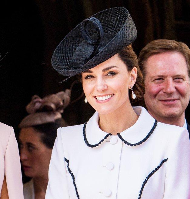 Uaaaau! Kate Middleton si je privoščila lepotno spremembo (popolnoma v TRENDU!) (foto: Profimedia)