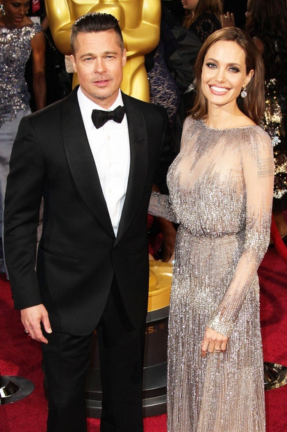 Angelina Jolie se je tri leta po razhodu z Bradom Pittom preselila v Los Angeles, in sicer v neposredno bližino …