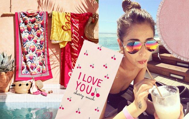 Poglej NAJLEPŠE poletne brisače, ki so letos zavzele Instagram (in stanejo manj kot 20 evrov) (foto: Profimedia, Promocijsko gradivo HM)