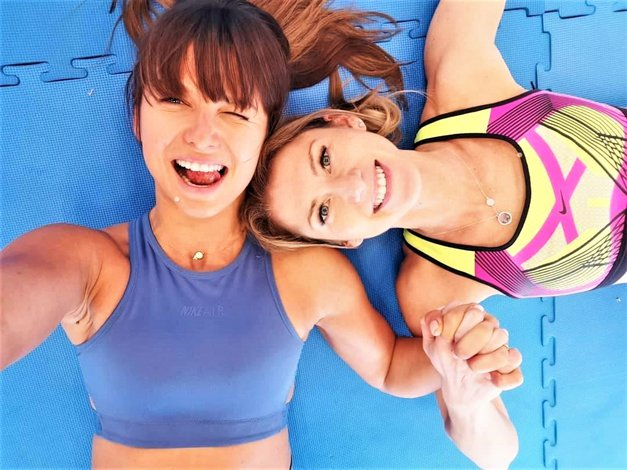 Z 1 minuto masaže TEGA dela boš za telo naredila enako kot bi z 10 minutno vadbo (foto: Profimedia)