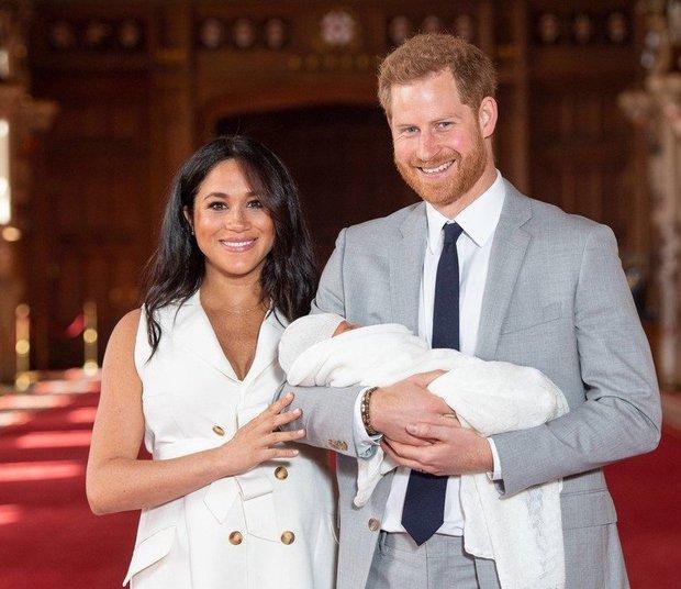 UPS! Princ Harry in Meghan Markle Archieju zamenjala že TRETJO varuško (in mi poznamo RAZLOG) (foto: Profimedia)