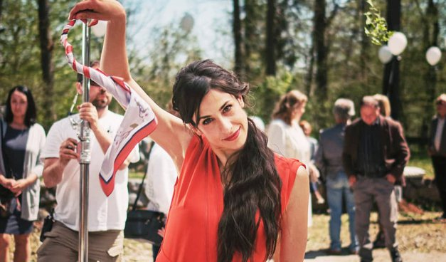 Jeeeeej! Po Reki ljubezni je Lara Komar že potrdila, da jo na POP TV čaka nova služba (foto: Instagram.co/larakomar)
