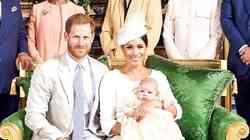 Meghan Markle je s TO odločitvijo na krstu malega Archieja dvignila precej prahu