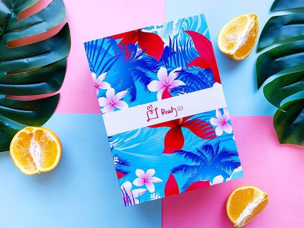 HUDO! Slovenski Beauty Box meseca  julija je NAJBOLJ ZAŽELEN do zdaj (preveri, zakaj) (foto: Nina Skok)
