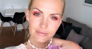 VIDEO: Tako ustvariš popoln poletni make-up Tjaše Kokalj Jerala (v samo nekaj minutah!)