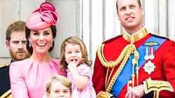 Poglej, kaj je ušpičila princeska Charlotte, in množico spravila v KROHOT