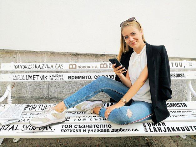 """""""Kako sem na Instagramu pridobila skoraj 16k sledilcev"""" (odgovarja Nina Štefe @časzakavo) (foto: Osebni arhiv)"""