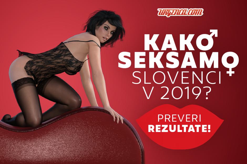 Rezultati velike ankete na temo »Seks in Slovenci 2019«! (foto: Promocijsko gradivo)