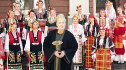 Ta vikend v Ljubljani: Skrivnost bolgarskih glasov z Liso Gerrard