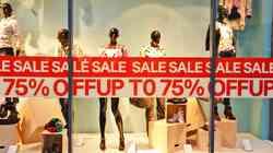 Poglej, kako znana trgovina z oblačili (tam nakupuješ tudi TI) grdoooo goljufa kupce