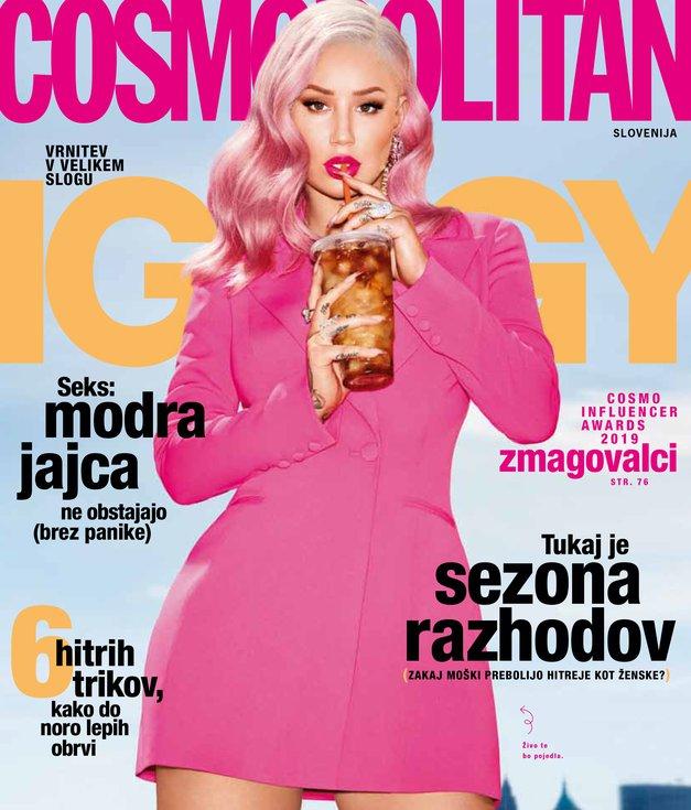 POZOR: Pograbi svoj izvod novembrskega Cosma! (+ DARILO) (foto: Cosmopolitan Slovenija)