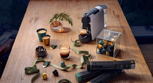 Nespresso praznični trenutki navdihnjeni z nordijskimi okusi