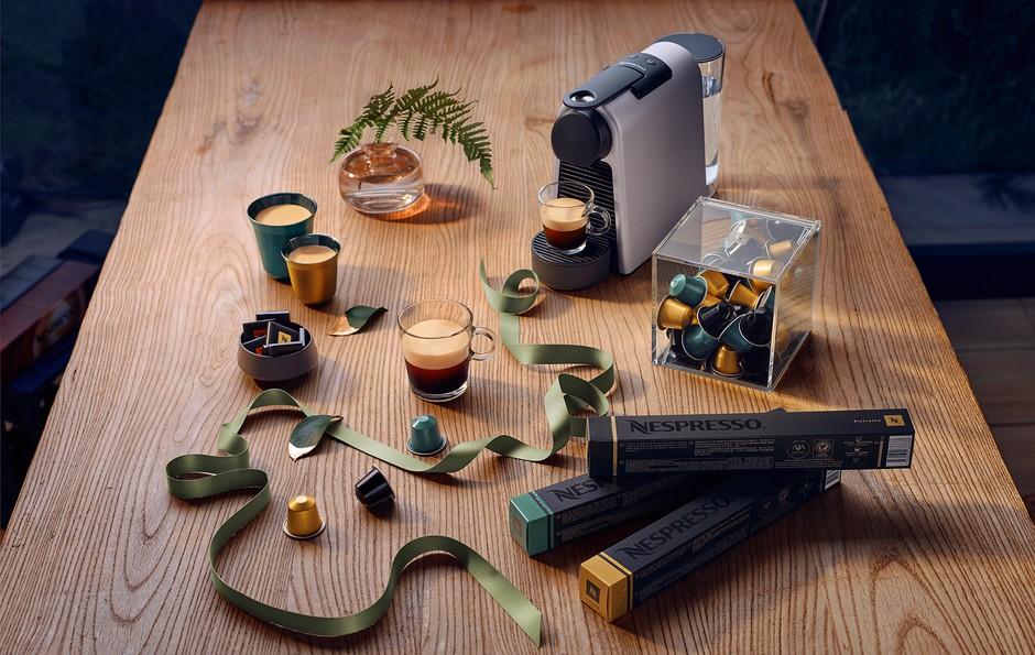 Nespresso praznični trenutki navdihnjeni z nordijskimi okusi (foto: FOTO: promocijski material)