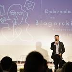 David Urankar je bil moderator konference. (foto: Aleksandra Saša Prelesnik)