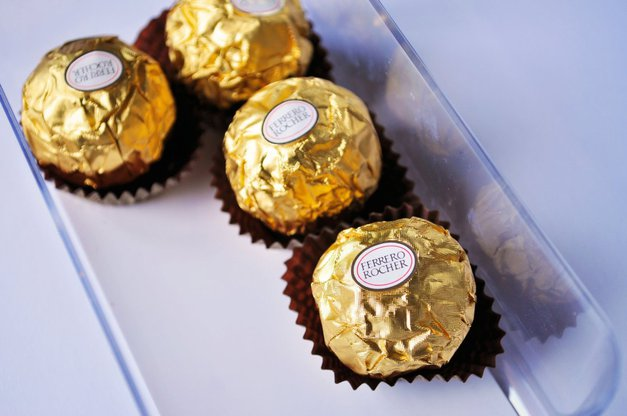 Recept: Domači Ferrero rocher (brez peke) (foto: Profimedia)