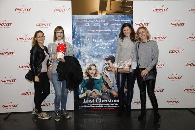 Last Christmas napolnil dvorane do zadnjega kotička (foto: promocijski material)