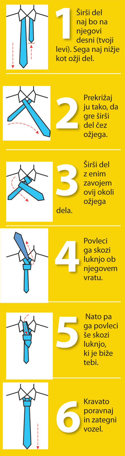 Zavezovanje kravate