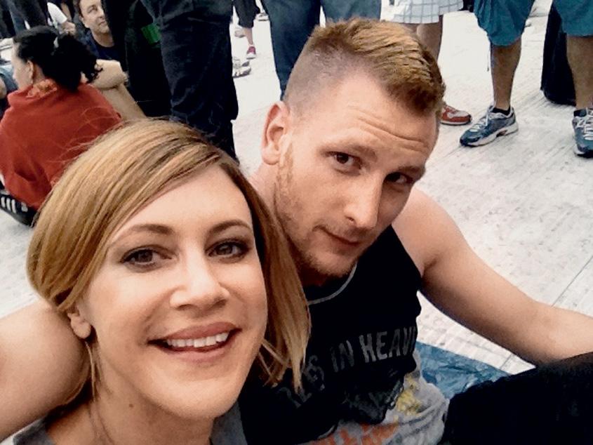 Hannah in Matevž