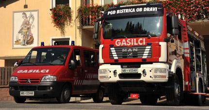 gasilski avto