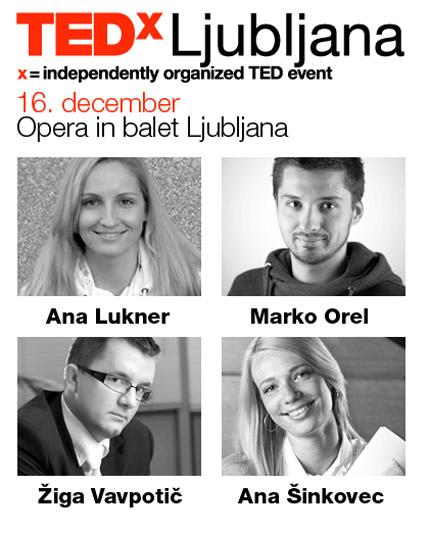 TEDx Lukner Orel Vavpotič Šinkovec