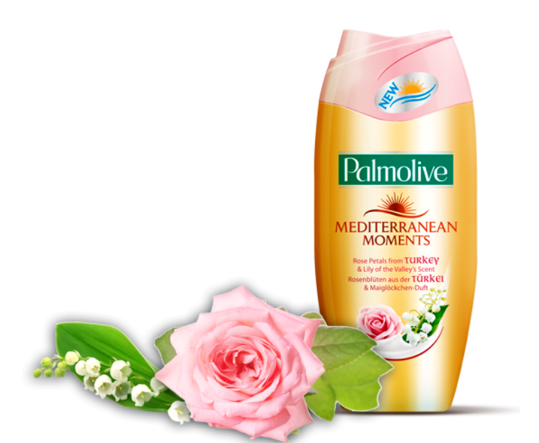 Palmolive Mediterranean Moments