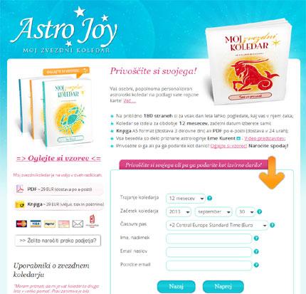 astrojoy