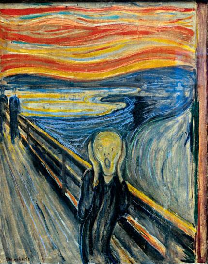 Krik - Munch