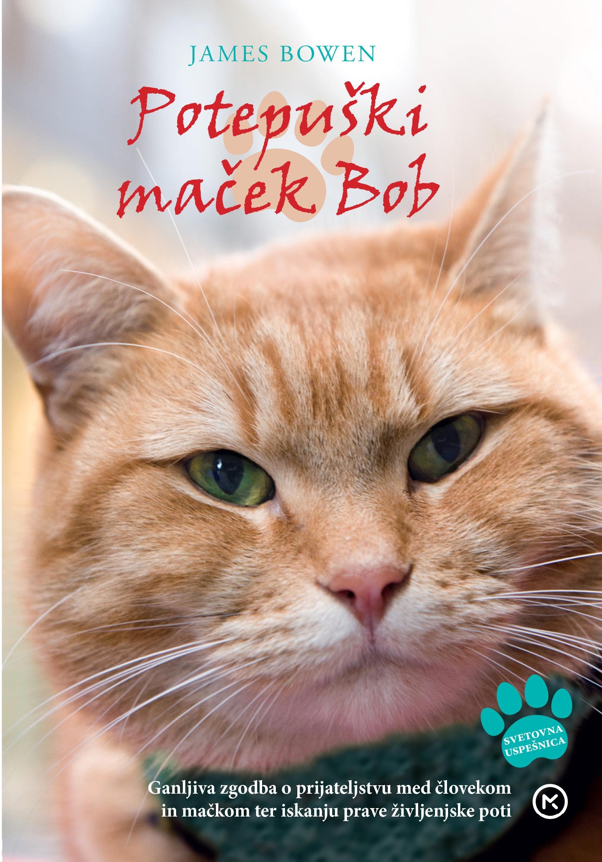 potepuški maček Bob