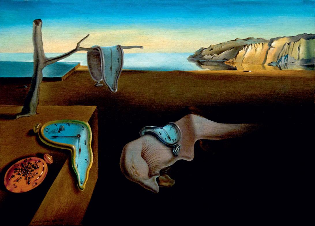 Salvador Dali slika