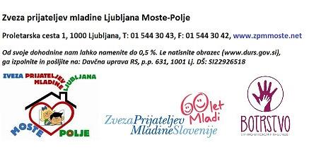 Zveza prijateljev mladine Ljubljana Moste - Polje