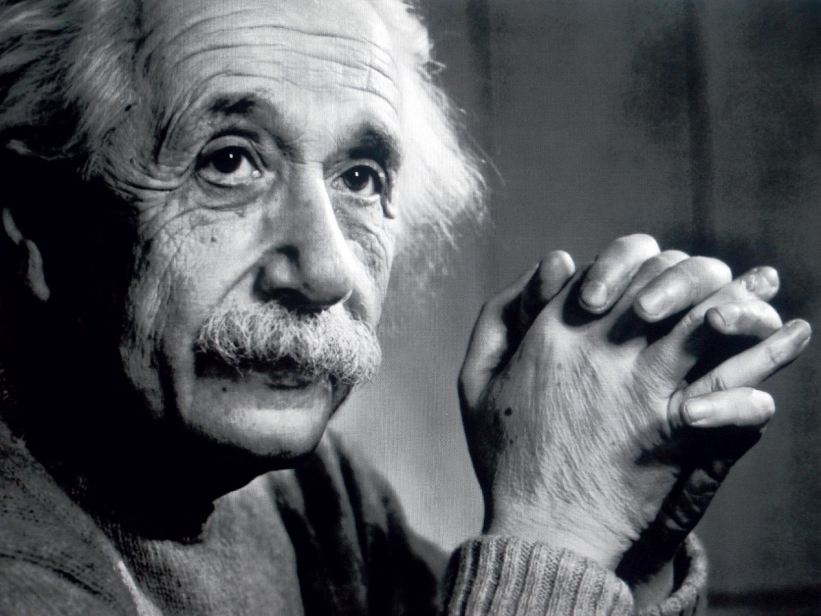 Alebert Einstein