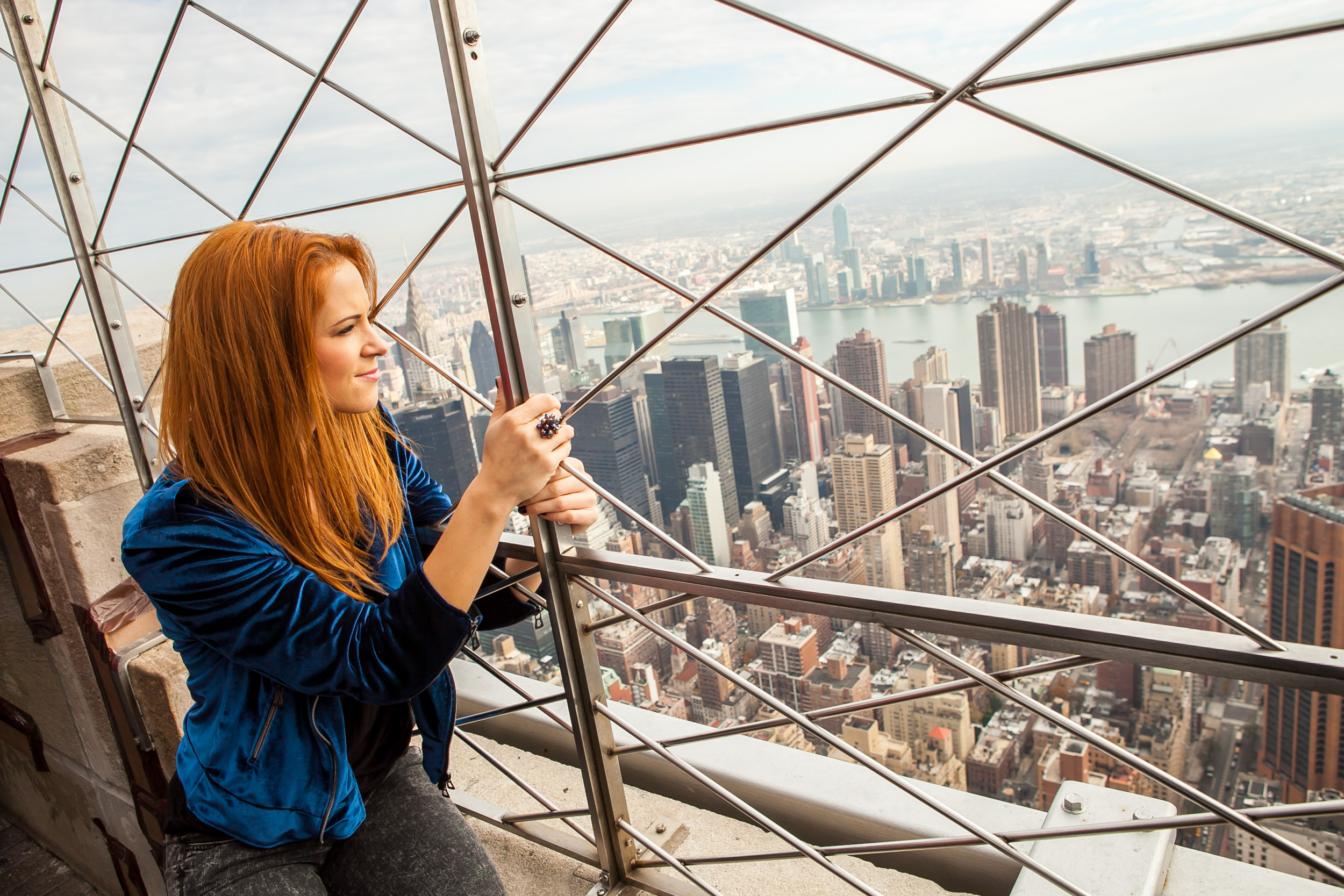 Pred odhodom domov je sledil še ogled Empire State Building