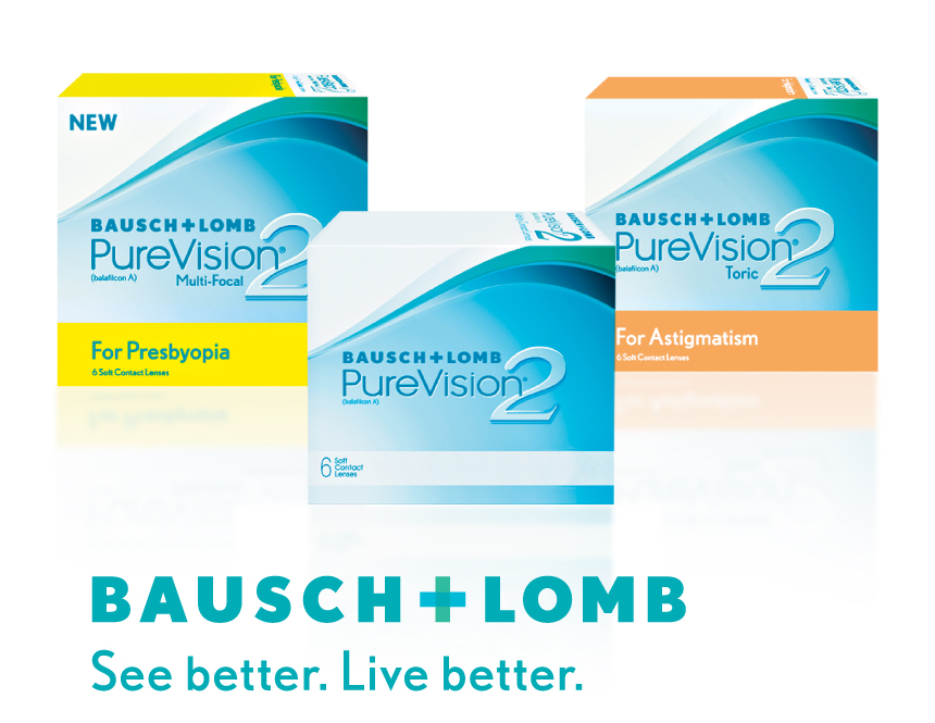 PureVision®2 Bausch + Lomb